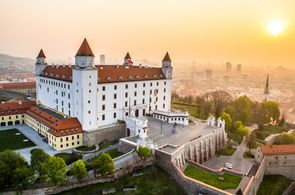 Schloss von Bratislava
